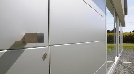 aluminium poort op maat