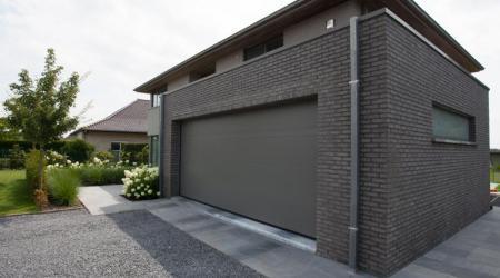 aluminium garagepoort