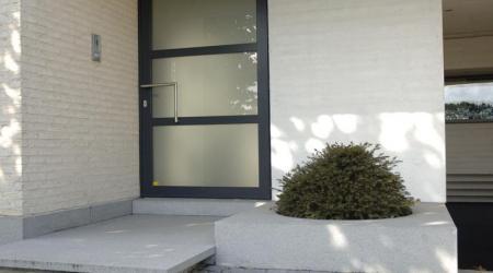 deur aluminium