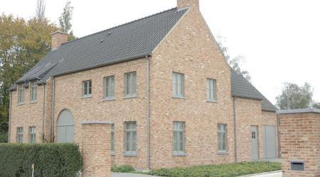 bouw klassieke woning