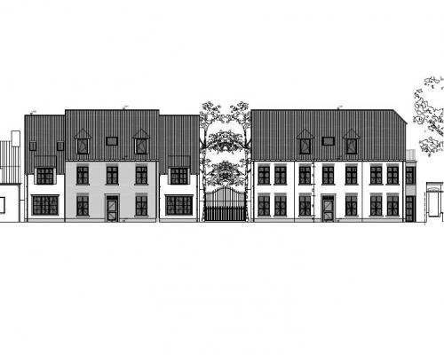 Nieuwbouw Hansbeke Margaretha