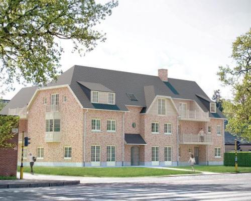 nieuwbouw residentie Achtenkouter Sint-Amandsberg