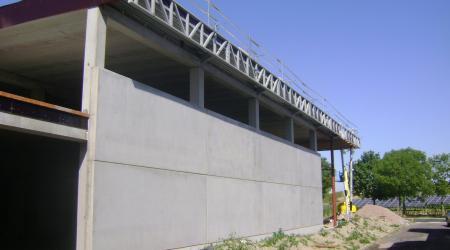Metaalconstructies voor bouwprojecten