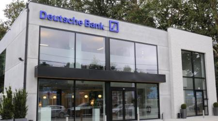 bouw kantoren Deutsche Bank