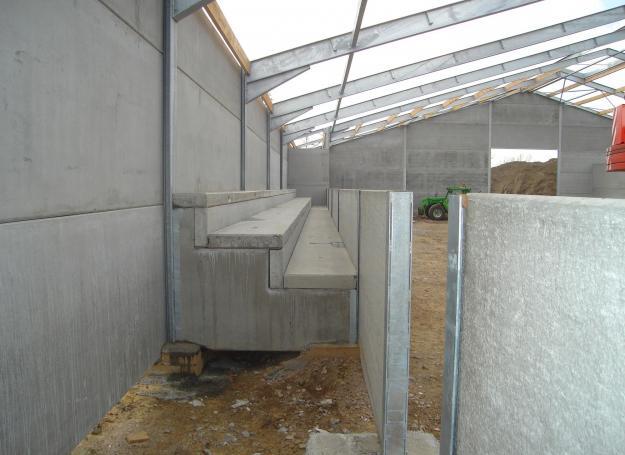 tribune prefab beton