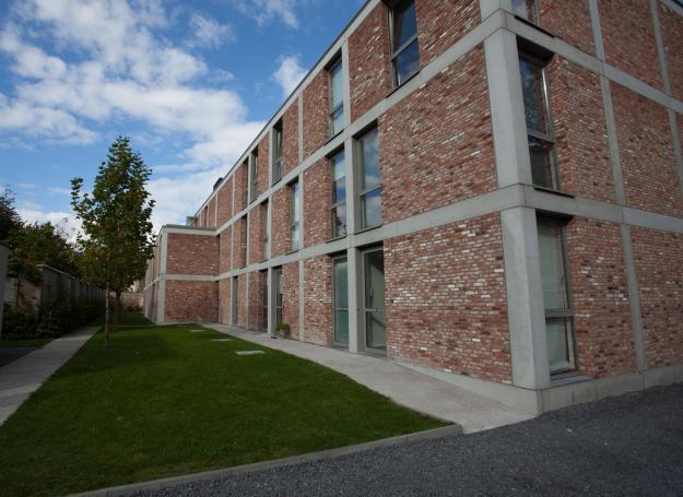 appartementencomplex prefab beton