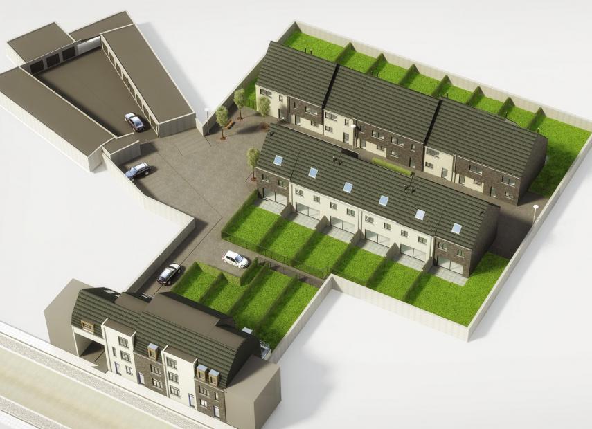 Residentie Graaf Boudewijn Kortrijk